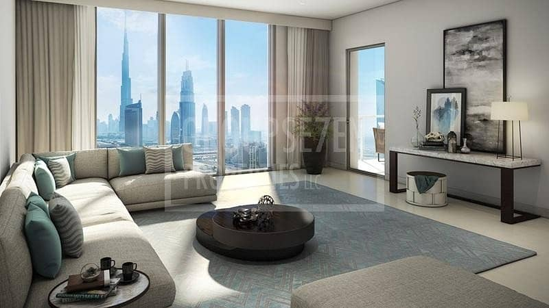 4 Bed Apartment for Sale in Downtown Dubai