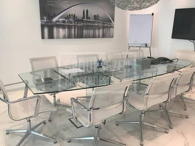 Office for Sale in Business Bay, Dubai - Fitted Offices for Sale in Iris Bay Business Bay