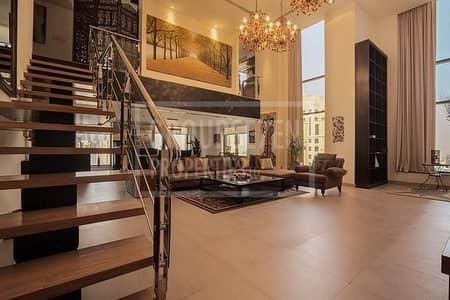 شقة 1 غرفة نوم للبيع في جميرا بيتش ريزيدنس، دبي - Amazing sea view 1 Bed loft furnished in Shams JBR