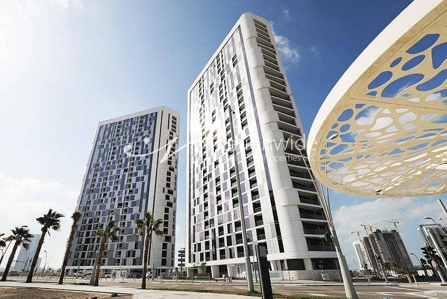 Alluring 1 BR Apartment In Meera Shams 2