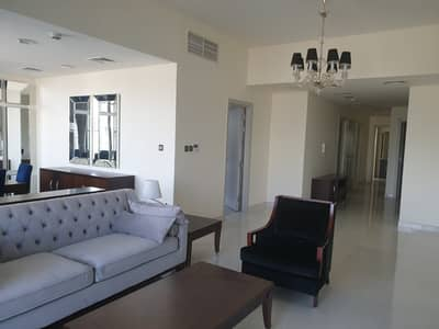 3 Bedroom Flat for Rent in Meydan City, Dubai - Furnished 3BR+Maid - Polo Residence   Beautiful Apartment
