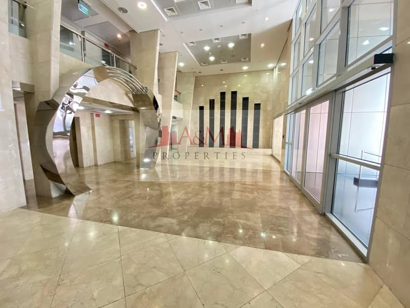 Excellent Studio in Al Mamoura with Facilities available for 42000 only.!