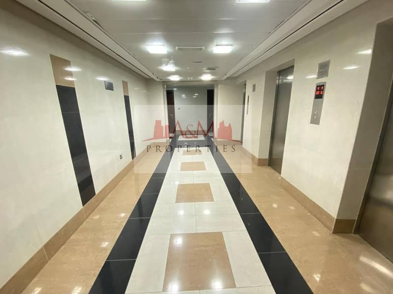 2 Excellent Studio in Al Mamoura with Facilities available for 42000 only.!