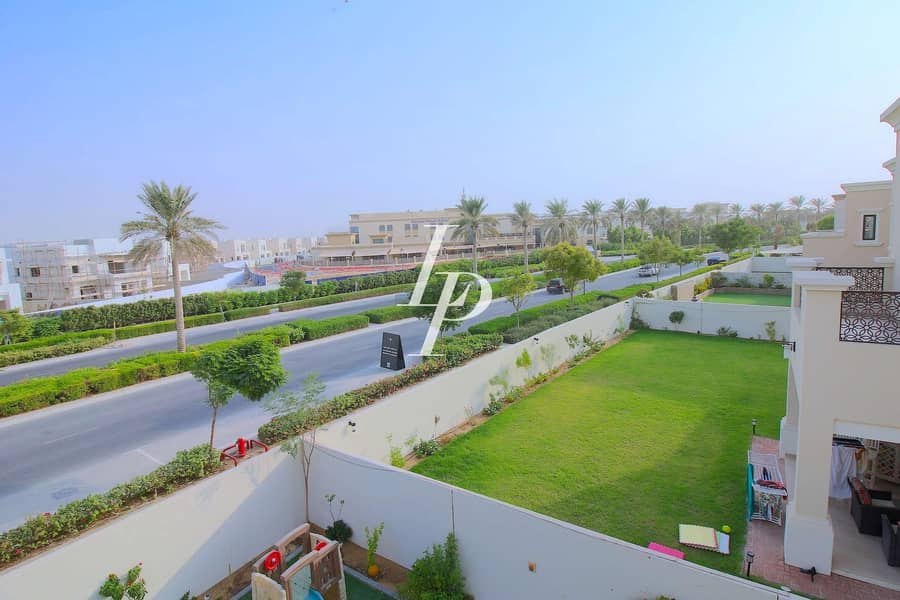 2 Modern Arabesque Villa  Large Plot Prime Location