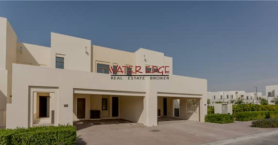 3 Bedroom Villa for Sale in Reem, Dubai - Vacant I 3BR with Maids I Type A