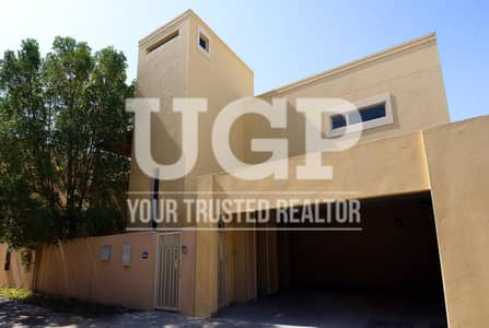 3 Bedroom Villa for Sale in Al Raha Gardens, Abu Dhabi - Good Investment! Spacious Villa with Rent Refund