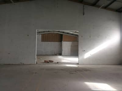 Warehouse for Rent in Al Quoz, Dubai - 15000 sf Independent Warehouse with Office in good Location.