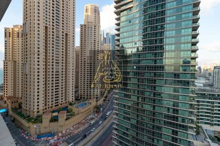 3 Bedroom Apartment for Rent in Dubai Marina, Dubai - Spacious Beautiful 3BR Apartment for rent in Dubai Marina with Stunning Marina View | Prime Location