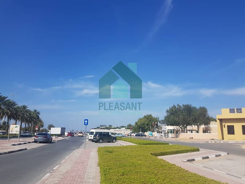 9 Enormous Freehold Plots on Al Mamzar Facing Mousque