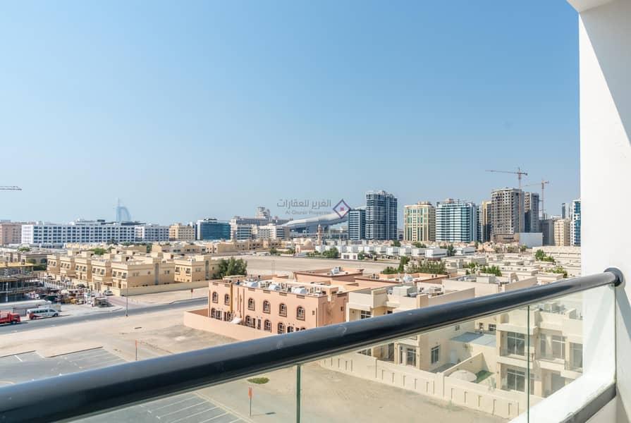 Brand New 2BR Hall Apartment near Mall of Emirates | Al Barsha 1
