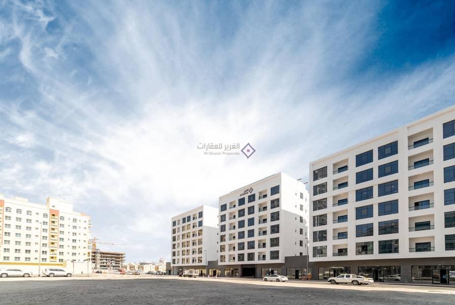 18 Brand New 2BR Hall Apartment near Mall of Emirates | Al Barsha 1