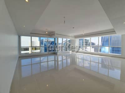 3 Bedroom Flat for Rent in Hamdan Street, Abu Dhabi - New and Luxurious Brand NEW 3BHK + Maidsroom