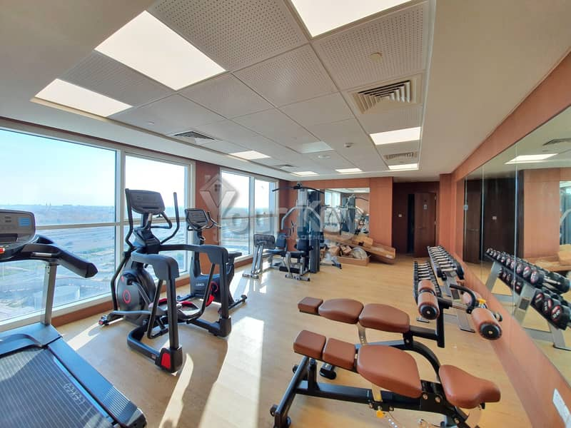 18 Prestigious 2BR +Maids room with Huge Terrace   Canal View
