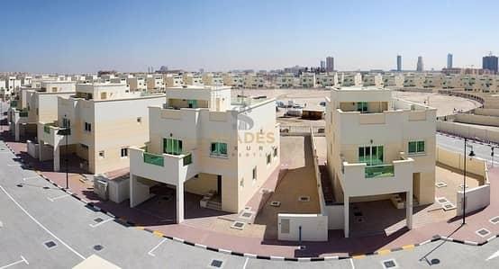 4 Bedroom Villa for Rent in Jumeirah Village Circle (JVC), Dubai - | Single Row Villa with Private Garden | Gated community | JVC