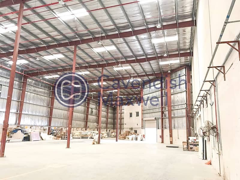 Perfect for Distribution | 2 Bays | 12m Height