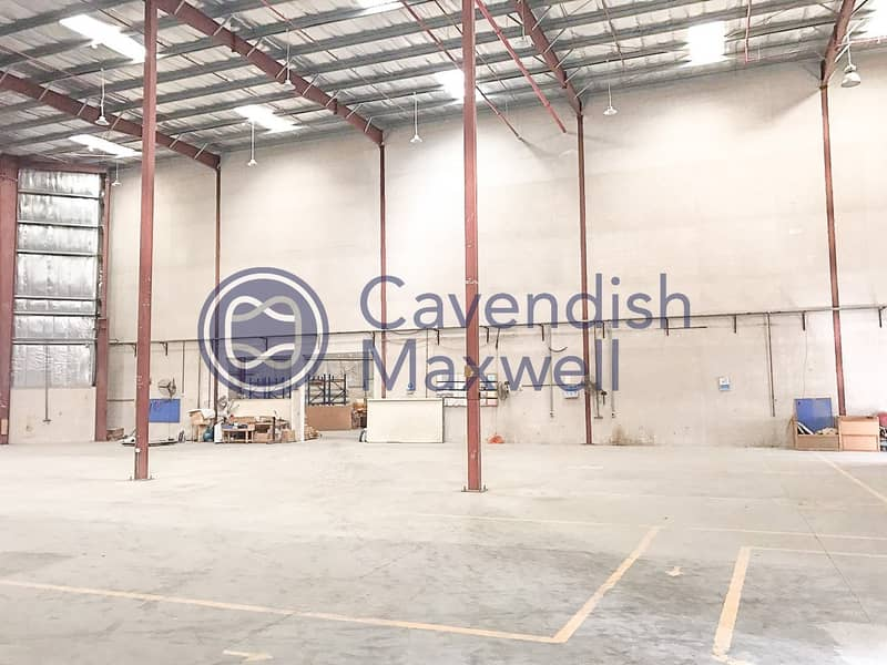 2 Perfect for Distribution | 2 Bays | 12m Height