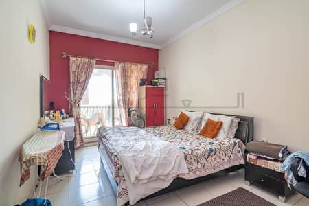 2 Bedroom Apartment for Sale in Dubai Silicon Oasis, Dubai - ROCK GARDEN VIEW   2 BR   2 PARKINGS   VACANT