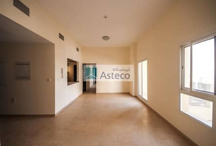 3 Bedroom Apartment for Rent in Remraam, Dubai - Semi-Closed Kitchen | 2 Balcony | 2 Parking