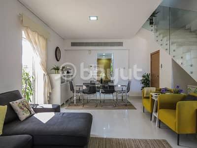 تاون هاوس 4 غرف نوم للبيع في قرية جميرا الدائرية، دبي - Affordable Luxury in JVC | Vacant on transfer |