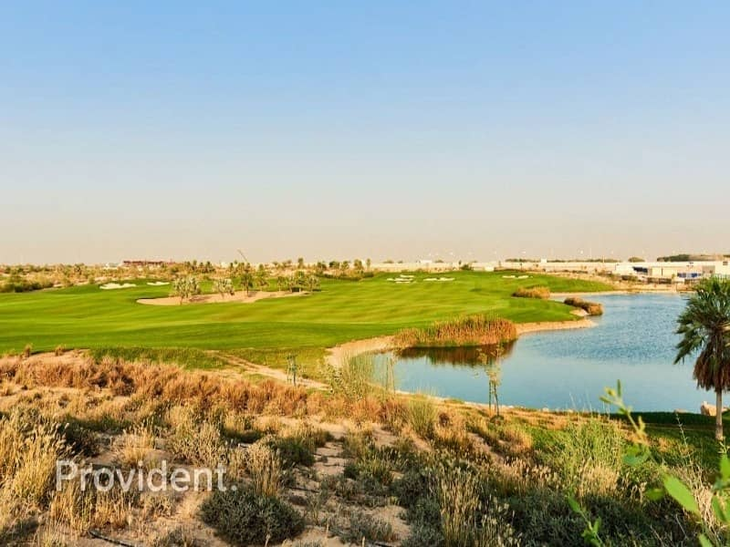 Golf-front | Large Plot with Breathtaking Views
