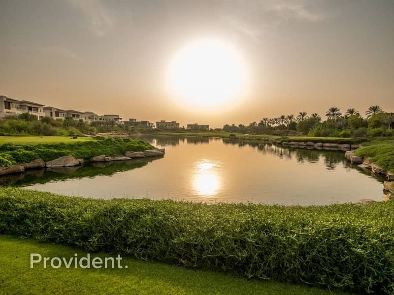 11 Golf-front | Large Plot with Breathtaking Views