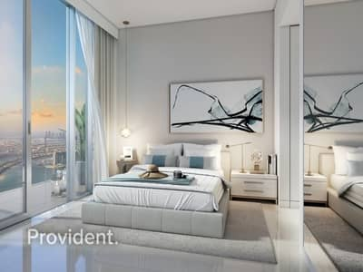 1 Bedroom Apartment for Sale in Dubai Harbour, Dubai - 60/40 Payment Plan with 2-Year Post-Handover
