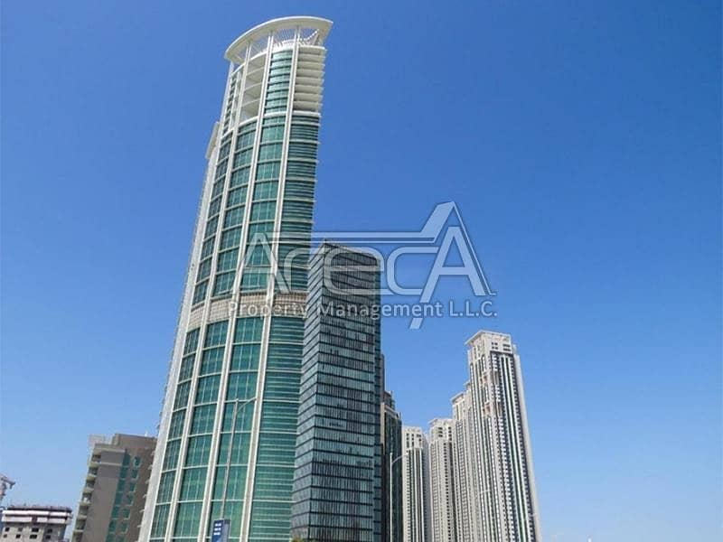 Amazing Sea Front Penthouse | Deluxe 5 Bed Furnished Duplex ! Rak Tower