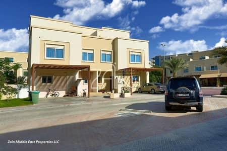 فیلا 5 غرف نوم للبيع في الريف، أبوظبي - Hot Deal! Spacious 5 BR Villa with Private Garden