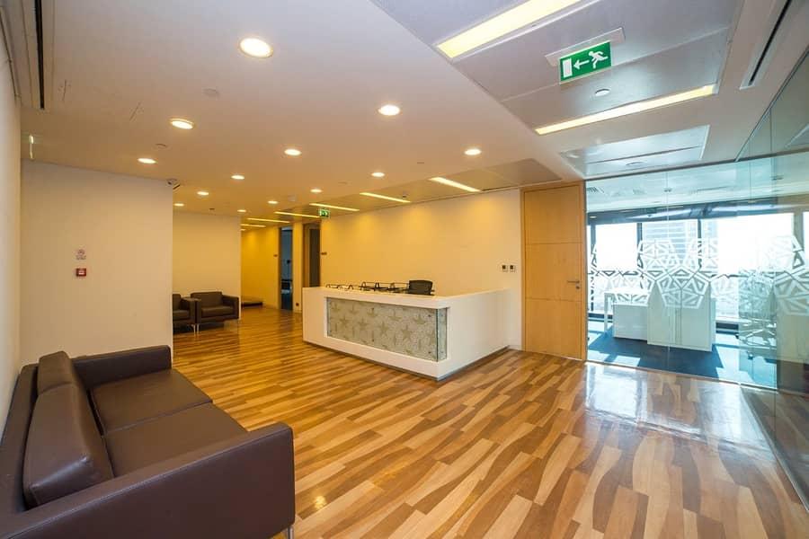 2 Full Floor | Luxury Fitted | Near To Metro