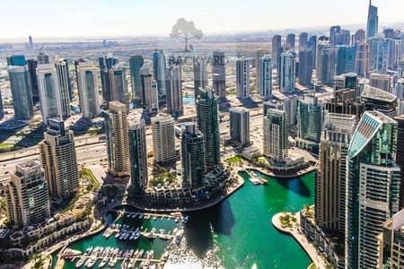 فلیٹ 2 غرفة نوم للبيع في دبي مارينا، دبي - Picturesque | 2BR | Damac Heights | Marina View