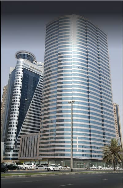 Office for Rent in Al Khan, Sharjah - Offices for rent in Al Khan with Wonderful View
