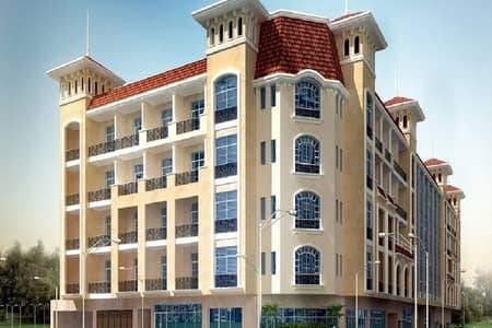 2 Bedroom Apartment for Rent in Mirdif, Dubai - LARGE SIZED SEMI FURNISHED - 2BR IN TULIP