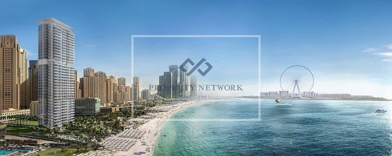 2 LA VIE JBR I WITH 60/40 PP - 5% DOWN PAYMENT