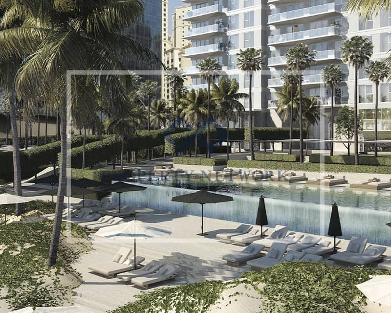 13 LA VIE JBR I WITH 60/40 PP - 5% DOWN PAYMENT