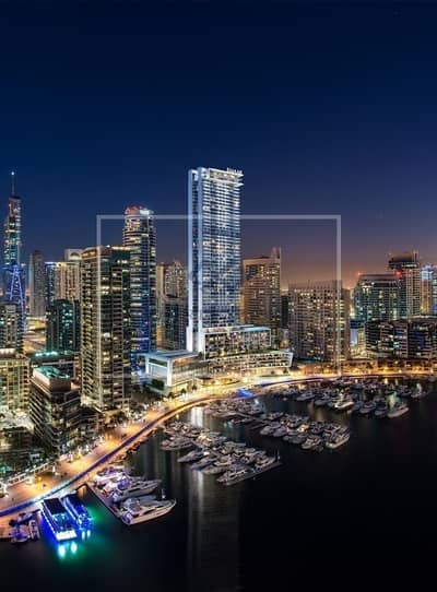 1 Bedroom Flat for Sale in Dubai Marina, Dubai - Stunning 1 Bed | 3 Years PHPP | 0% Commission
