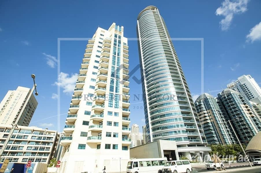 Huge 2BR| Mid Floor | Well Priced | Yacht Bay