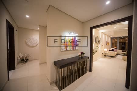 3 Bedroom Apartment for Rent in Downtown Dubai, Dubai - 3BR + Maid/ Brand New Contemporary apartment