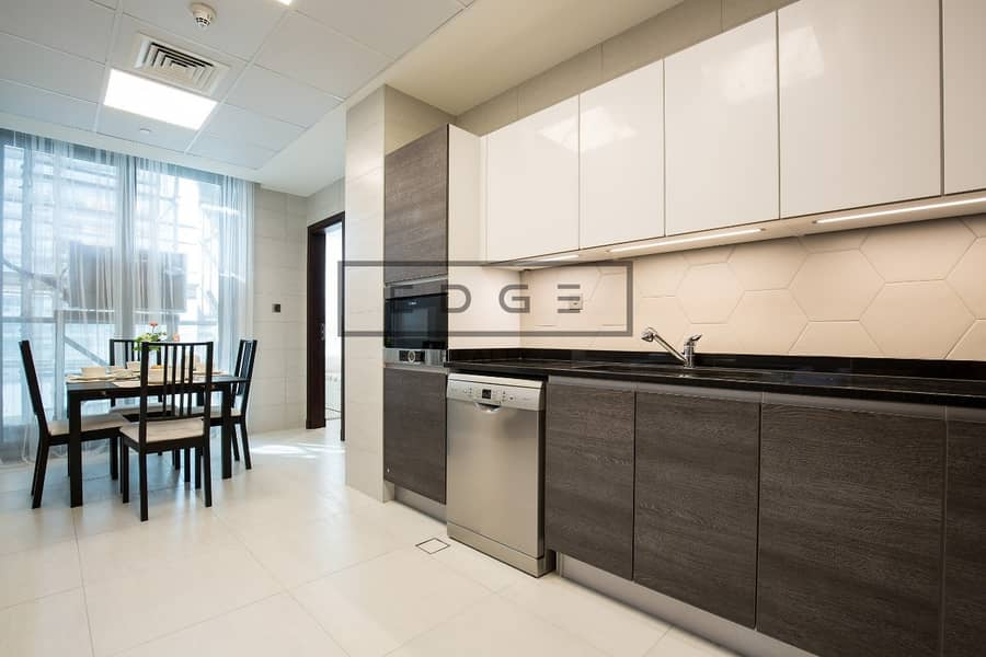 2 3BR + Maid/ Brand New Contemporary apartment
