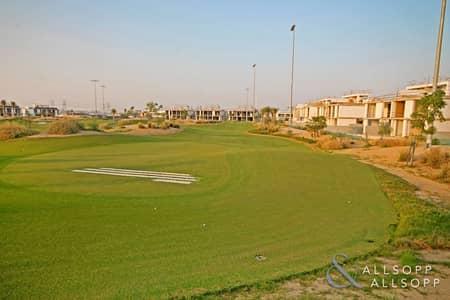 تاون هاوس 3 غرف نوم للبيع في دبي هيلز استيت، دبي - Club Villa Resale   Golf Course View   3BR