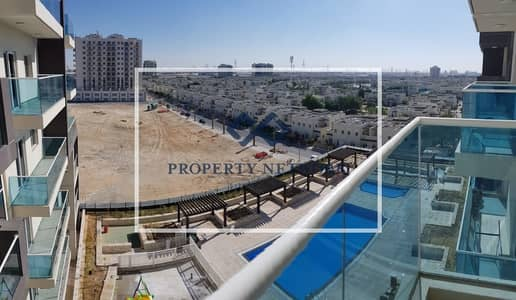 1 Bedroom Apartment for Sale in Al Furjan, Dubai - Pool View I Near to Metro Line I High ROI
