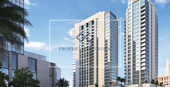3 Bedroom Apartment for Sale in Downtown Dubai, Dubai - Deal of the Year - 75% PHPP for 5 years