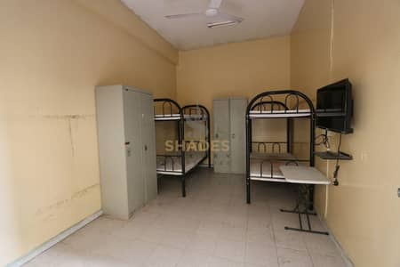 Labour Camp for Rent in Al Quoz, Dubai - 30Rooms well maintained and furnished