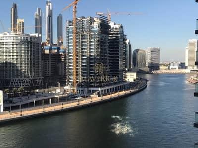 شقة 1 غرفة نوم للبيع في الخليج التجاري، دبي - Spacious 1BR with Balcony | Partial Canal View
