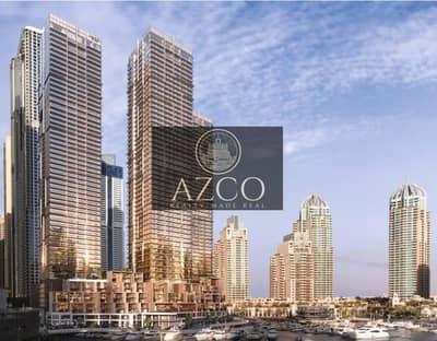 شقة 2 غرفة نوم للبيع في دبي مارينا، دبي - 2BD Apartment with Full Marina View   Open kitchen