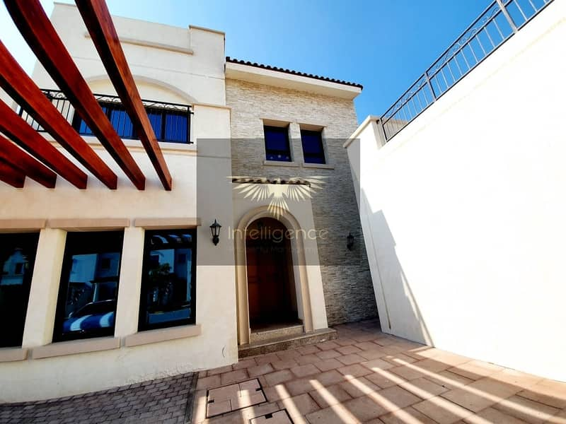 Invest in this Upgraded Villa in a Peaceful Community