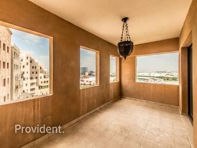 شقة 2 غرفة نوم للايجار في دبي فيستيفال سيتي، دبي - Massive 2B/R+M | High Floor | Hillside