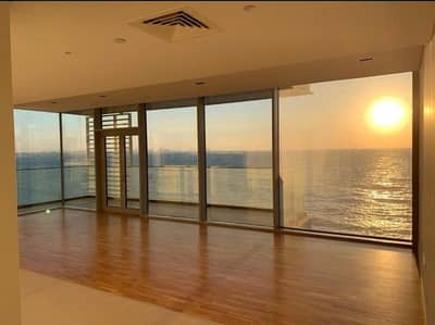 تاون هاوس 4 غرف نوم للبيع في جزيرة بلوواترز، دبي - Full Sea View | 4 Bed Townhouse | 7 Yrs Payment Plan