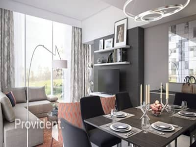 Impeccable Furnished Studio | 5-Year Payment Plan
