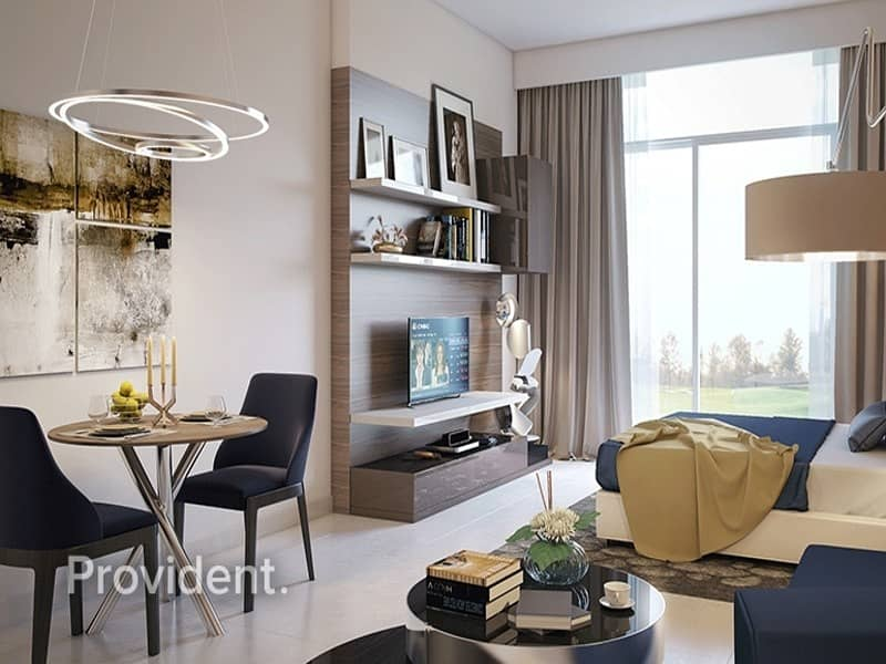 2 Impeccable Furnished Studio | 5-Year Payment Plan