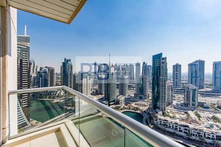 فلیٹ 2 غرفة نوم للايجار في دبي مارينا، دبي - Extraordinary View with Great Furniture 2BHK Park Island